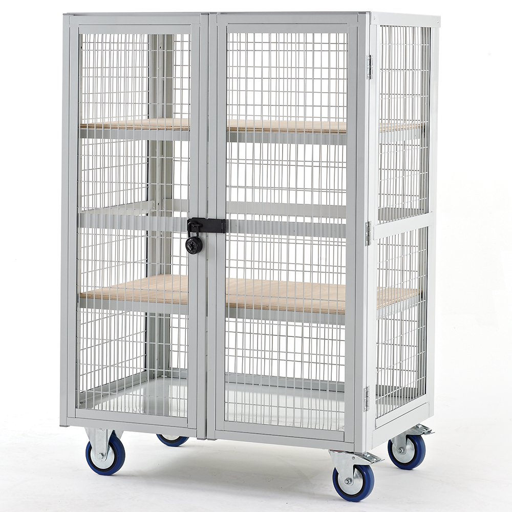 Stak Secure Mobile Security Cage