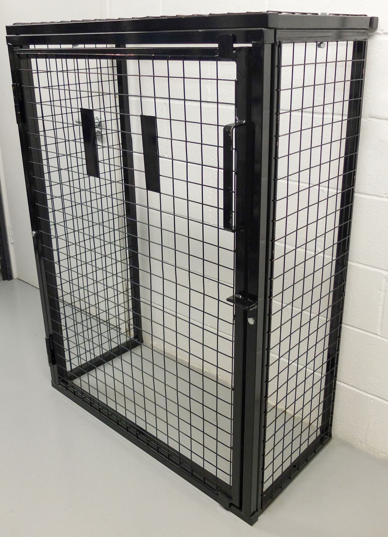Air Conditioning Cage Security Cages Direct