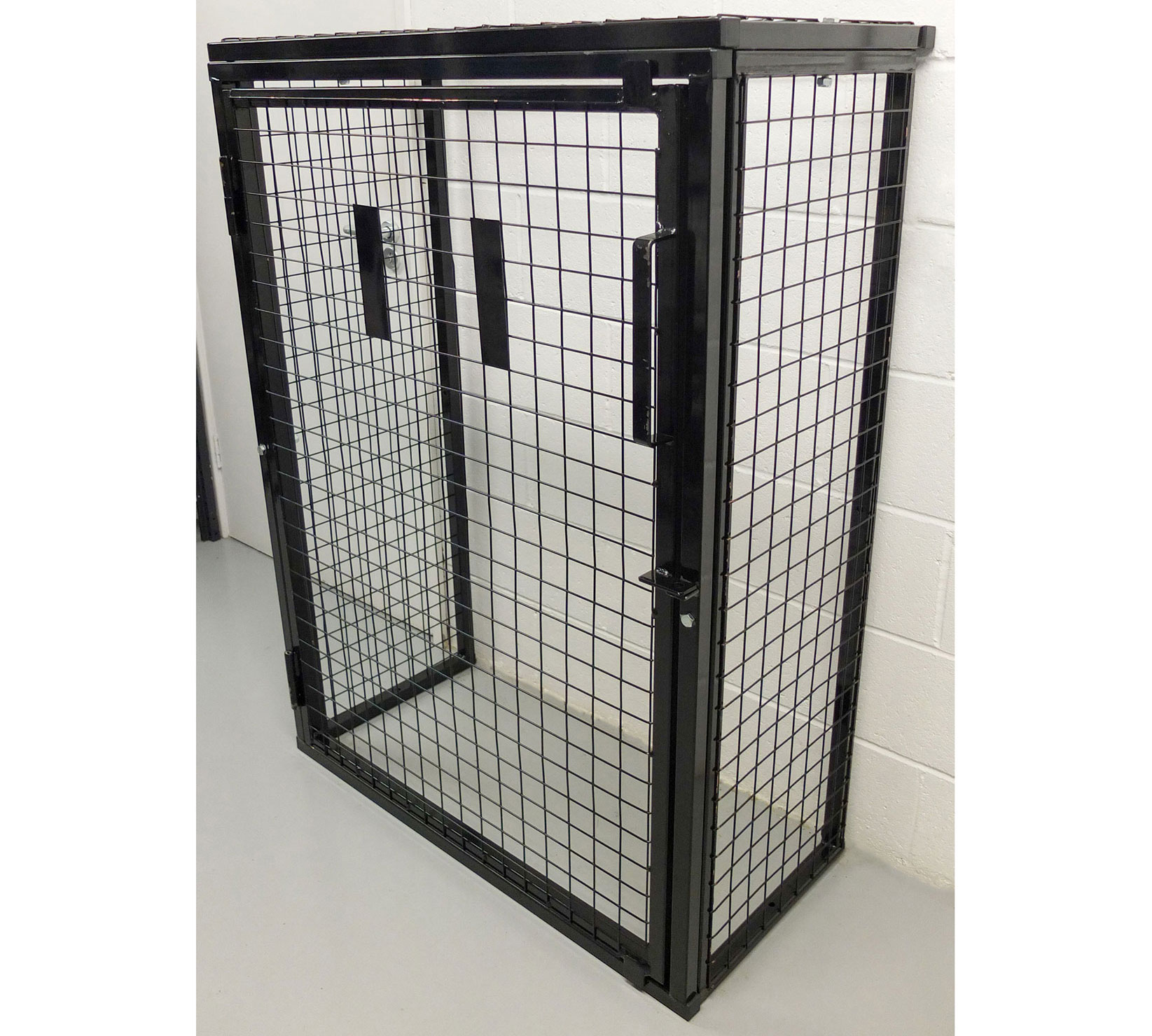 Air Conditioners For Small Rooms Air Conditioning Cage - Security Cages Direct