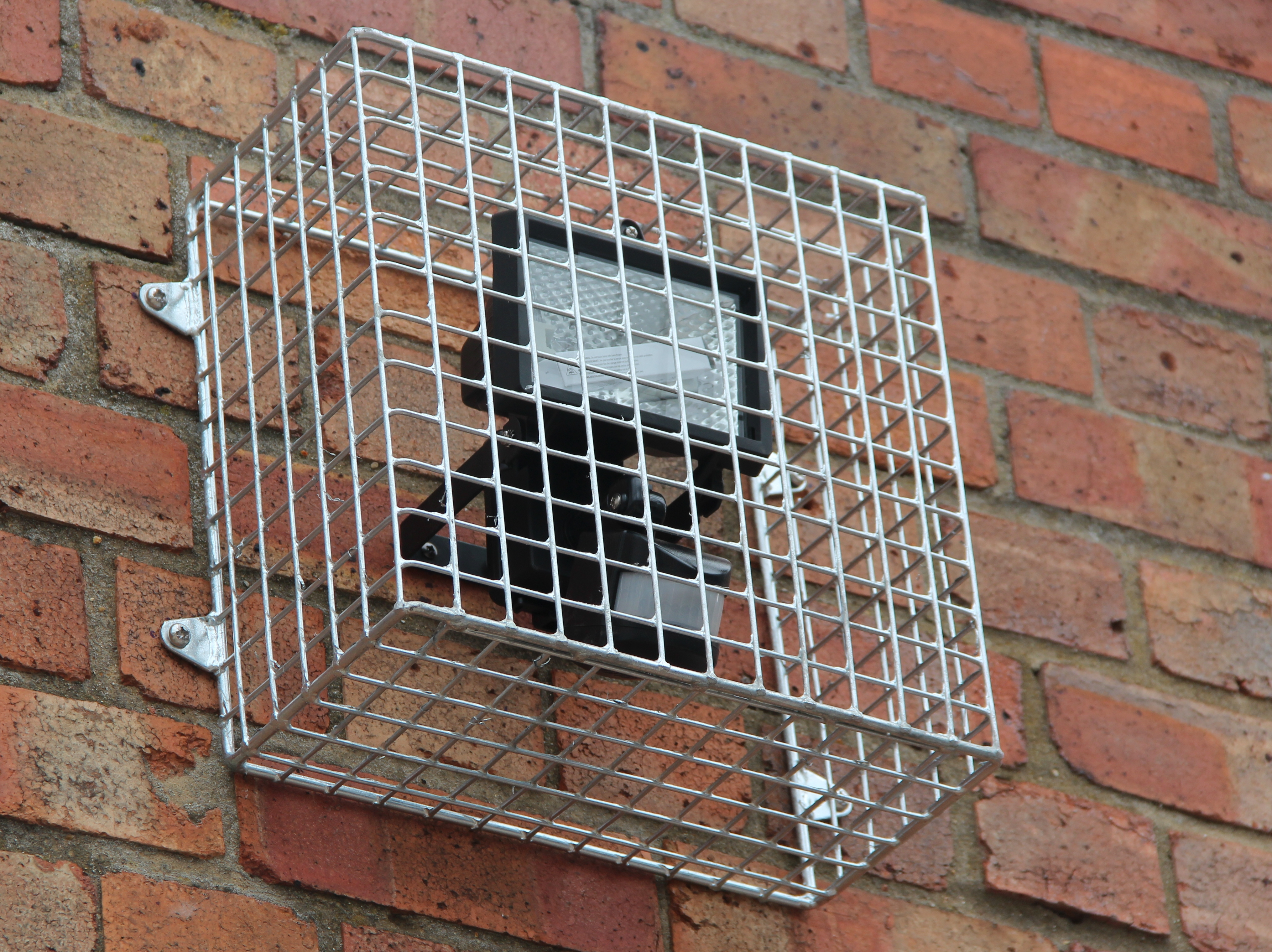 Small Bulkhead Guard Security Cages Direct