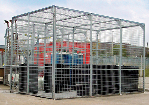 maxi-box security cage