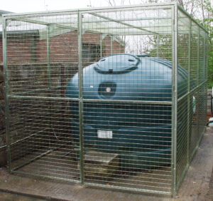 Security Cage for Deso SL1000B