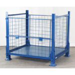 Collapsible Pallet Stillage Cage