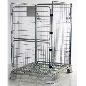 Pallet Parcel Cage - Heavy Duty,