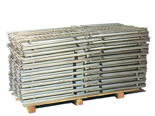 collapse pallet cage
