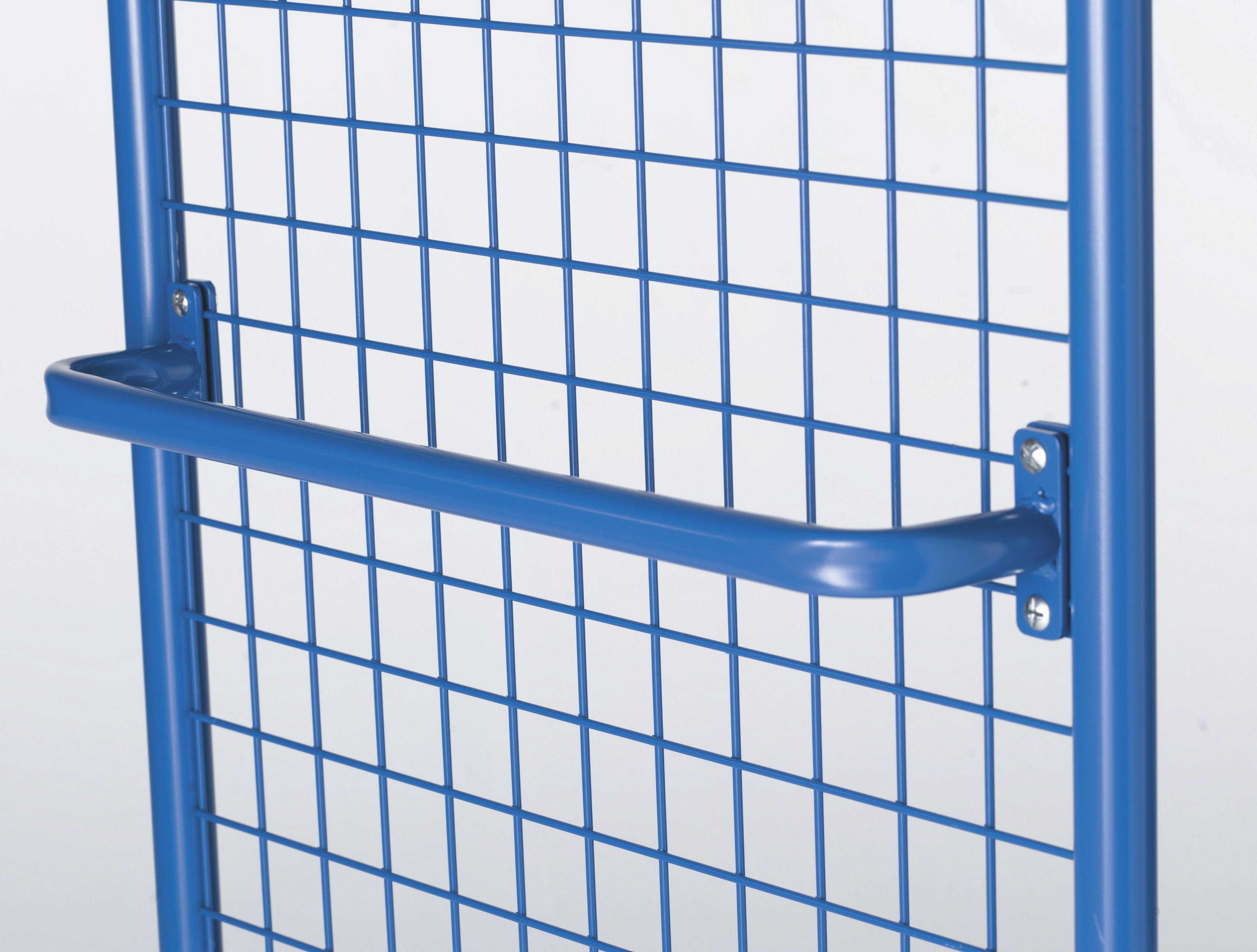 Fully Secure Parcel Cage Security Cages Direct