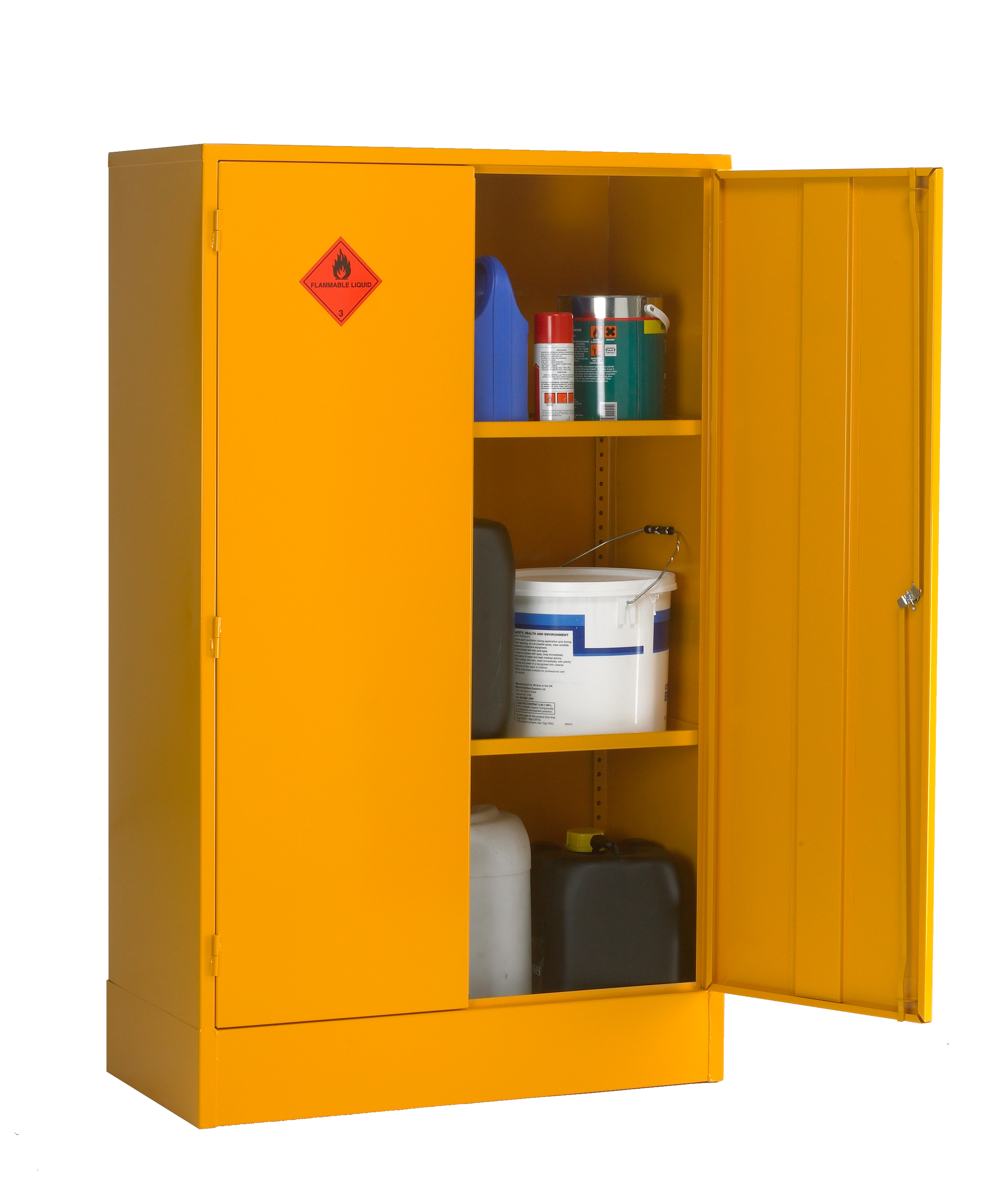 Flammable Liquid Cabinet Security Cages Direct