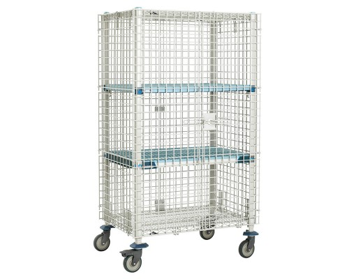 Antimicrobial Mobile Security Cage