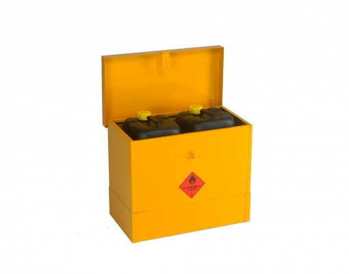 flammable-liquid-bin