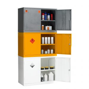 Stackable Multi Substance Cabinets