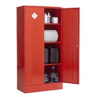 chemical Storage Cabinet SU08PSCD
